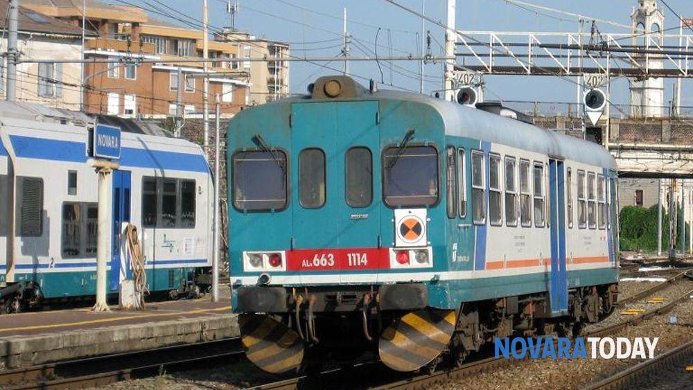 Rami sui binari: treni in ritardo sulla linea sulla Domodossola-Novara - Novara Today