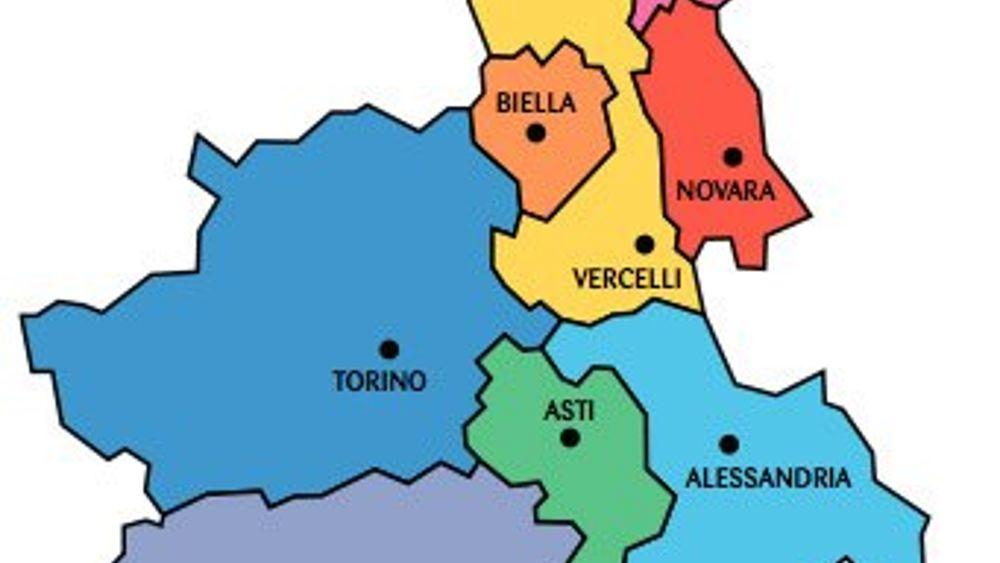 Province Piemonte Cartina.Riordino Province Il Consiglio Dei Ministri Ha Deciso Novara Con Vco